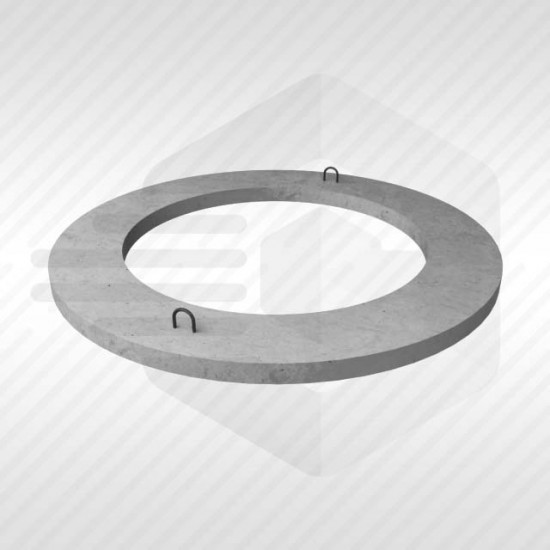 Опорное кольцо колодца КО-6
